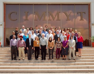 CIMMYT-ORNL Group Photo-20140521