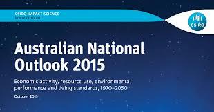Image result for AUSTRALIAN NATIONAL OUTLOOK 2015
